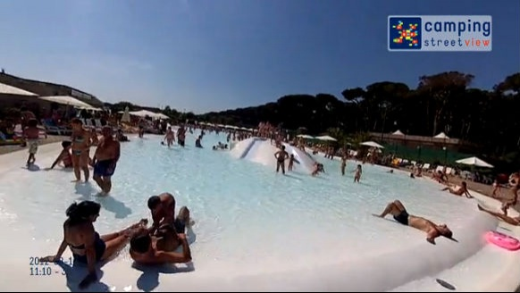 Camping Village Fabulous Acilia Lazio Italy