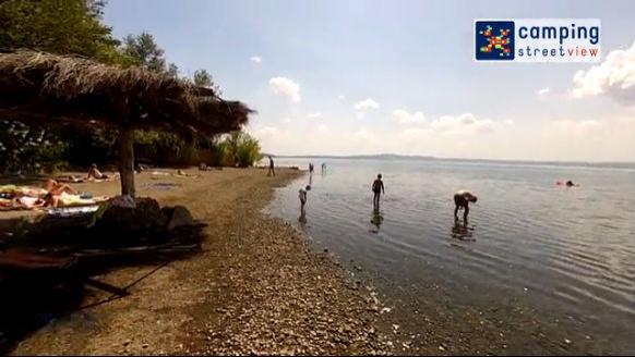Camping Internazionale Lago di Bracciano Trevignano Romano Lazio Italy