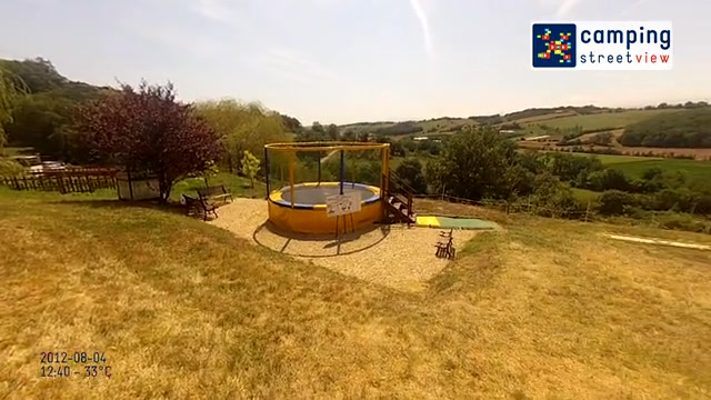 Camping Le Bourdieu DURFORT Midi-Pyrénées France Audio