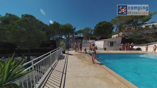Camping-Les-Pins-Parasols Frejus Provence-Alpes-Cote-d-Azur FR