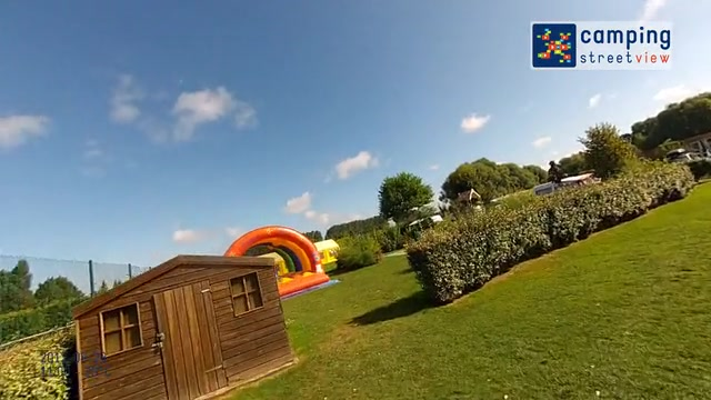 Kawan Village-Camping Haliotis PONTORSON Lower Normandy France