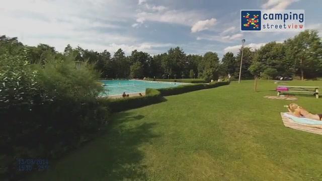 KNAUS-Campingpark-Elbtalaue Bleckede Land-Niedersachsen DE