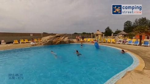 Camping ACAPULCO SAINT JEAN DE MONTS Pays de la Loire France