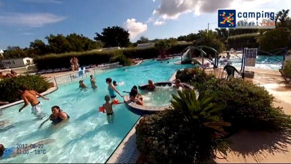 Homair - Camping Domaine de Ker Ys SAINT NIC Brittany France