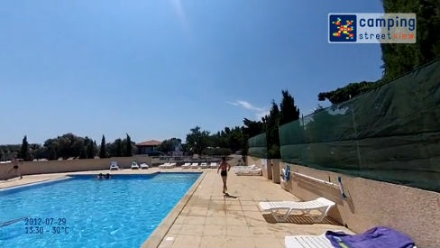 Camping-Le-Fun FITOU Languedoc-Roussillon FR