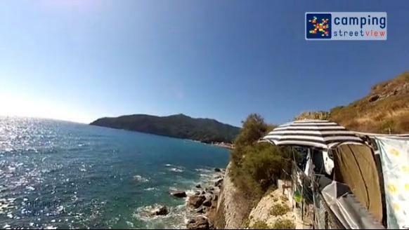 Camping Il Rospo Moneglia Liguria Italy