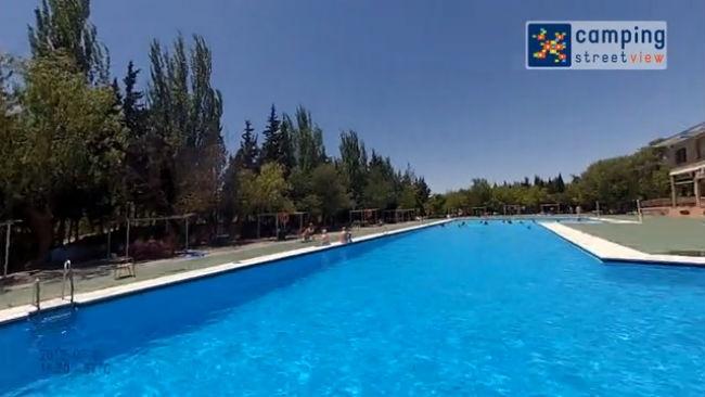 Camping & Bungalows Suspiro del Moro OTURA Andalousia Spain