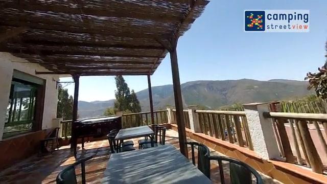 Camping Puerta de la Alpujarra Orgiva Andalousia Spain