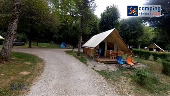Camping le Val de Saures Entraygues sur Truyère Midi-Pyrénées France