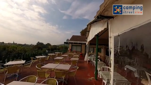 Camping La Grappe d'Or Meursault Burgundy France
