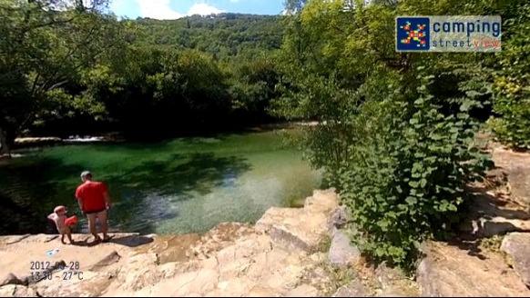 CAMPING MAISONNEUVE Castelnaud Aquitaine France