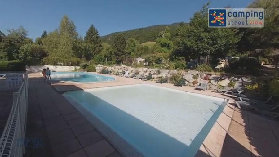 Camping-Clair-Matin ALLEVARD-LES-BAINS Region-Rhone-Alpes FR
